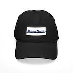 Magnificent Black Cap