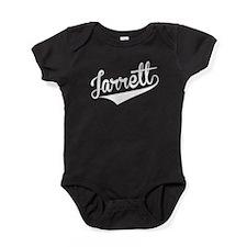 Jarrett, Retro, Baby Bodysuit