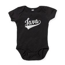 Java, Retro, Baby Bodysuit