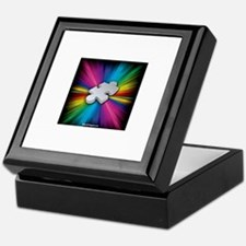 The Puzzle within the Spectrum Keepsake Box