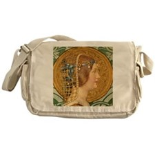 Eleanor Fortescue Brickdale Messenger Bag