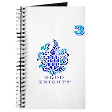 Blue Knights Team Gear 3 Journal