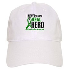 Cerebral Palsy Real Hero 2 Baseball Cap