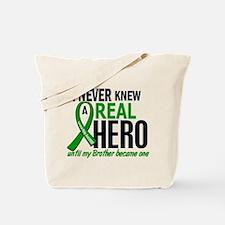 Cerebral Palsy Real Hero 2 Tote Bag