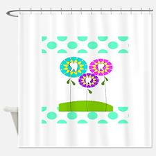 Dental Pillow 2 Shower Curtain