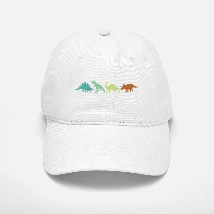 prehistoric medley border baseball cap dinosaur jr hat the good
