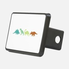 Prehistoric Medley Border Hitch Cover
