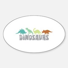 Dinosaurs Decal