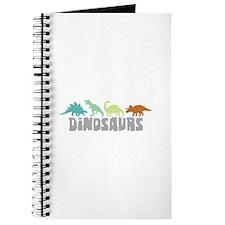 Dinosaurs Journal