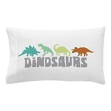 Dinosaurs Pillow Case