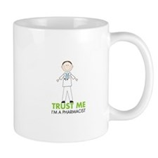 TRUST ME I'M A PHARMACIST Mugs