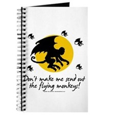 Send Out The Flying Monkeys! Journal