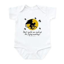 Send Out The Flying Monkeys! Infant Bodysuit