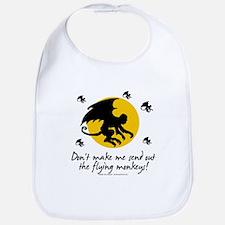 Send Out The Flying Monkeys! Bib
