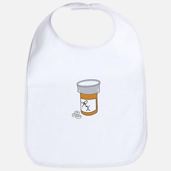 Pill Bottle Bib