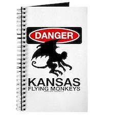 Danger: Flying Monkeys! Journal