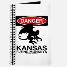 Danger: Flying Monkeys! Journal