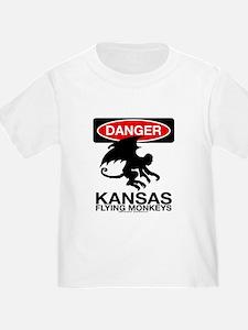 Danger: Flying Monkeys! T