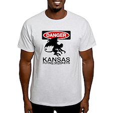 Danger: Flying Monkeys! T-Shirt