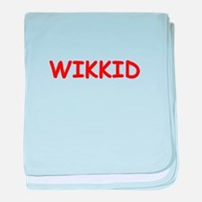 wicked baby blanket