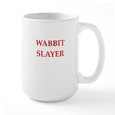 wabbit slayer Mugs