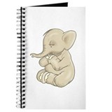 Funny elephants Journals & Spiral Notebooks