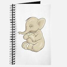 Sad Praying Elephant Journal