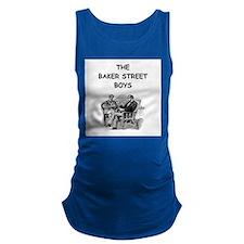 sherlock holmes Maternity Tank Top