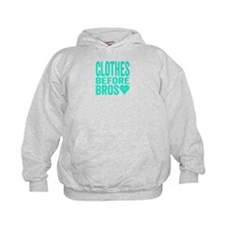 Clothes Before Bros Hoodie