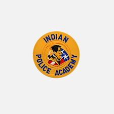 Indian Police Academy Mini Button
