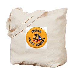 Indian Police Academy Tote Bag