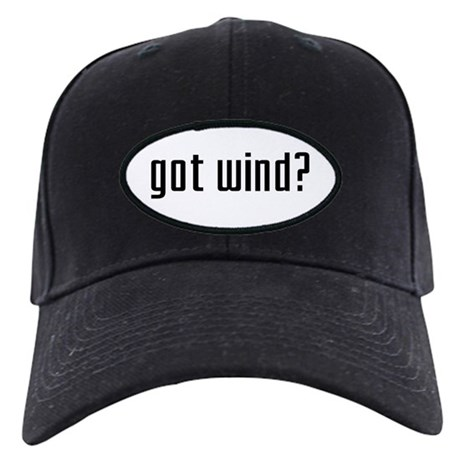 Got Wind? Black Cap