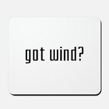 Got Wind? Mousepad