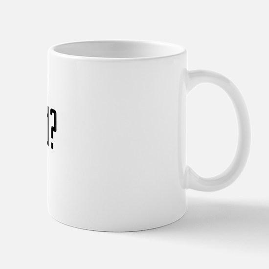 Got Wind? Mug