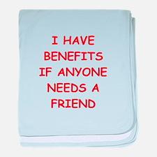 benefits baby blanket