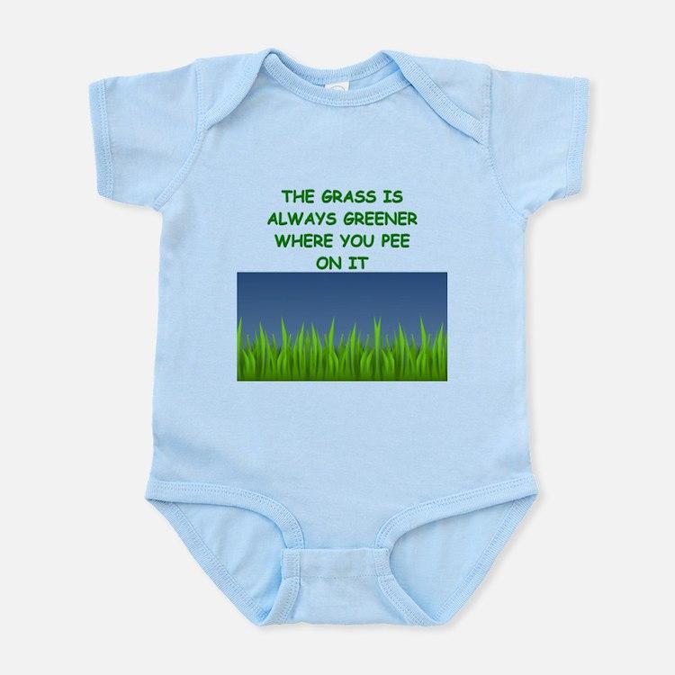 grass Body Suit