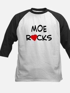 MOE ROCKS Tee