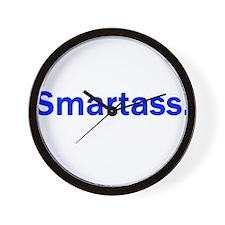 SMARTASS Wall Clock