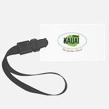 Hawaii KAUAI, The Garden Island Luggage Tag