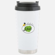 I'd rather be in Kauai Travel Mug