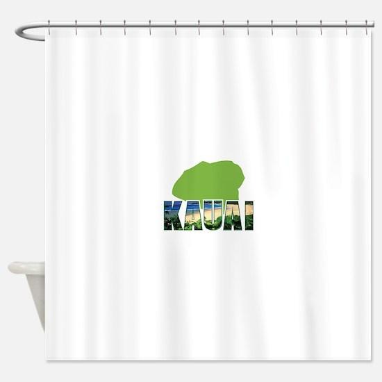 KAUAI Shower Curtain