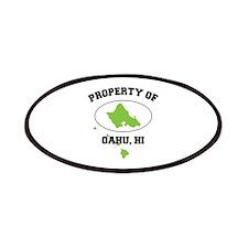 PROPERTY OF OAHU, HI Patches