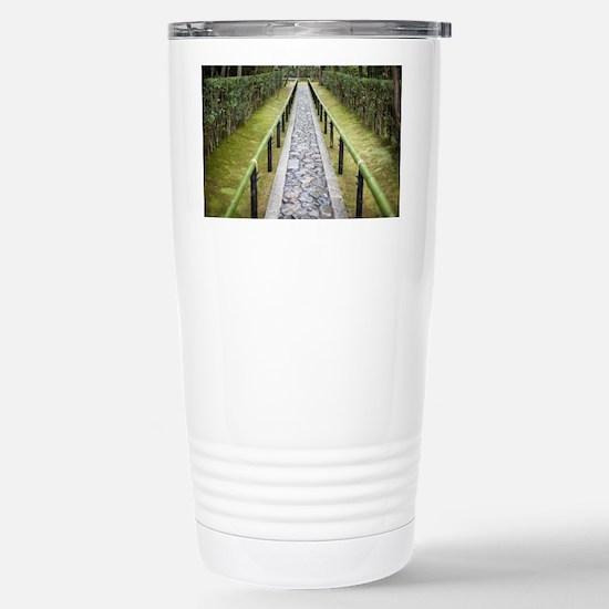 Koto-in Daitoku-ji temp Stainless Steel Travel Mug