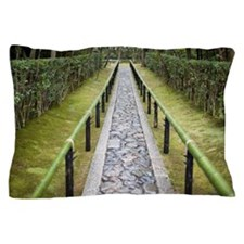 Koto-in Daitoku-ji temple path Pillow Case