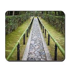 Koto-in Daitoku-ji temple path Mousepad