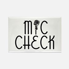 Mic Check Magnets