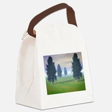 Fairway To Seven Canvas Lunch Bag