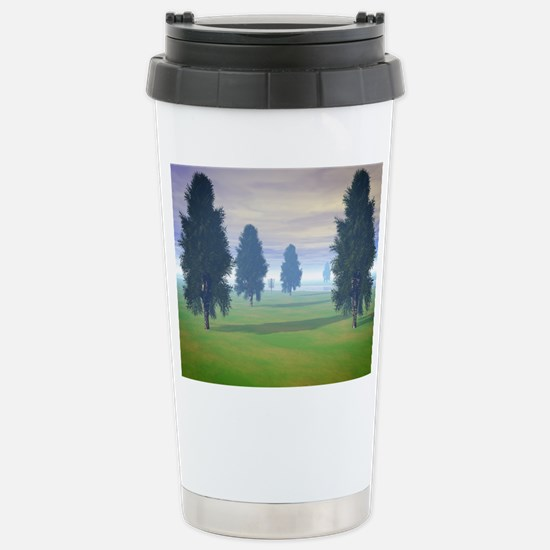 Fairway To Seven Travel Mug