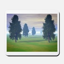Fairway To Seven Mousepad