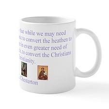 Saints Mug